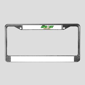 Jamaica Sprint Factory License Plate Frame