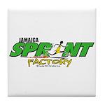 Jamaica Sprint Factory Tile Coaster
