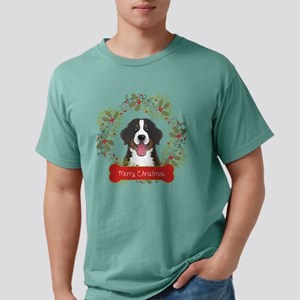 Bernese Mountain Dog Chr Mens Comfort Colors Shirt