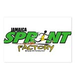 Jamaica Sprint Factory Postcards (Package of 8)
