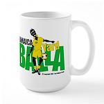 Jamaica Yard Balla 2 Large Mug