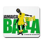 Jamaica Yard Balla 2 Mousepad