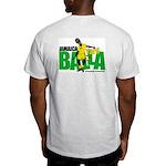 Jamaica Yard Balla 2 Ash Grey T-Shirt