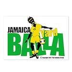 Jamaica Yard Balla 2 Postcards (8)