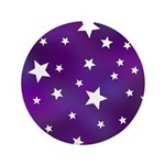 Purple and White Star Pattern 3.5