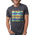 TILE BOX Mens Tri-blend T-Shirt