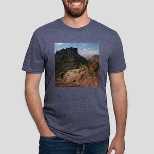 Casa Grande Mens Tri-blend T-Shirt