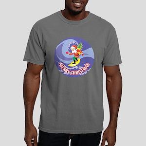 oosurfingsanta Mens Comfort Colors Shirt