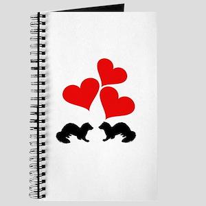 Hearts & Ferrets Journal