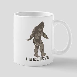 I believe in the Bigfoot Mug