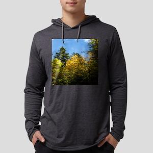 SqAsstTrees Mens Hooded Shirt