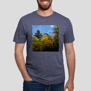 SqAsstTrees Mens Tri-blend T-Shirt