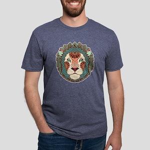 Leo Mens Tri-blend T-Shirt