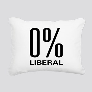 0liberal Rectangular Canvas Pillow