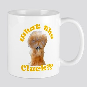What the Cluck Mug
