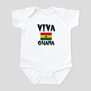 Viva Ghana Infant Bodysuit