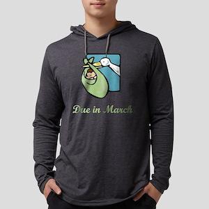 01-mar-surprise Mens Hooded Shirt