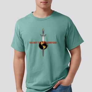 golry to the empire star Mens Comfort Colors Shirt