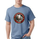 COTONxmas2010 Mens Comfort Colors Shirt
