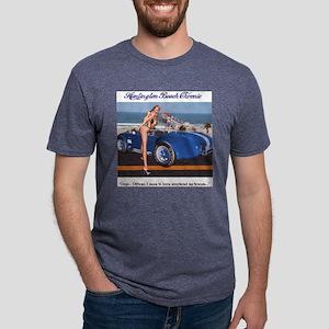 HBCOBRAR1 Mens Tri-blend T-Shirt