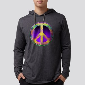 Liquid Peace 2008 Tee Mens Hooded Shirt