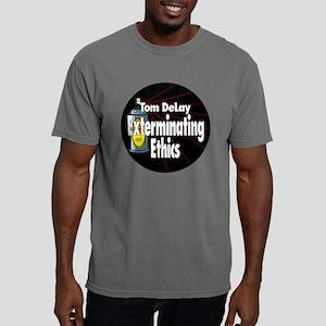 delayext_clock Mens Comfort Colors Shirt