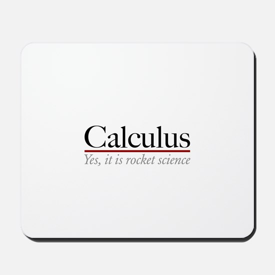 Calculus Mousepad