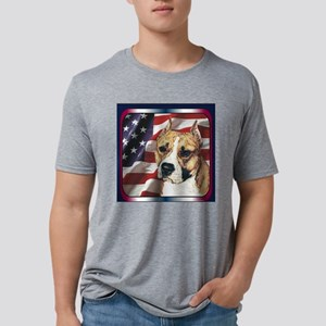 4AS01Tile Mens Tri-blend T-Shirt