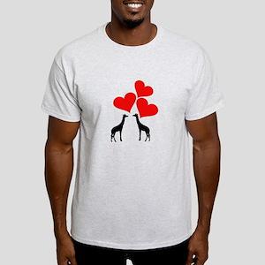 Hearts & Giraffes T-Shirt