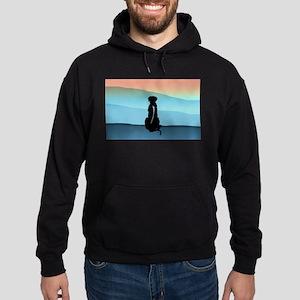 Blue Mt Ridgeback Hoodie (dark)