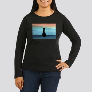 Blue Mt Ridgeback Women's Long Sleeve Dark T-Shirt