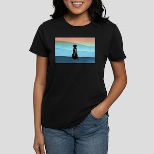 Blue Mt Ridgeback Women's Dark T-Shirt