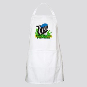 Personalized Little Stinker (Boy) Apron