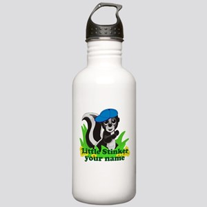 Personalized Little Stinker (Boy) Stainless Water