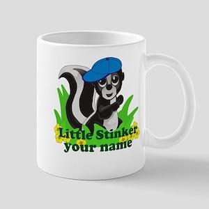Personalized Little Stinker (Boy) Mug
