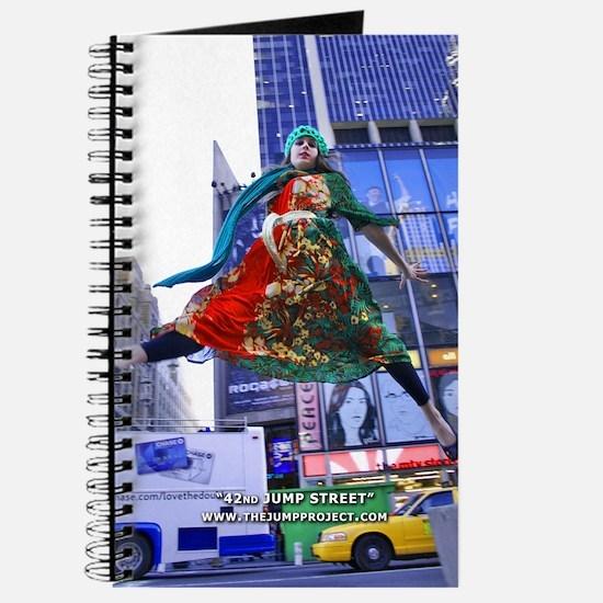 """""""42nd Jump Street"""" Journal by TJP"""