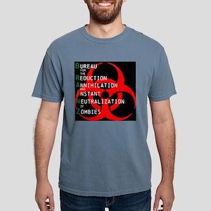 BRAINZ Mens Comfort Colors Shirt