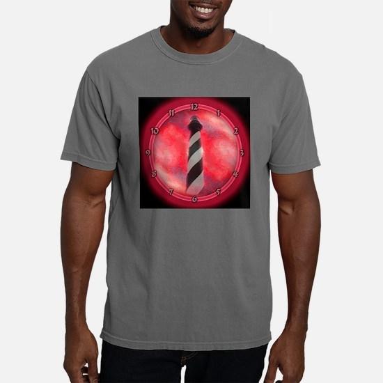 LHS St Augustine Clock.p Mens Comfort Colors Shirt