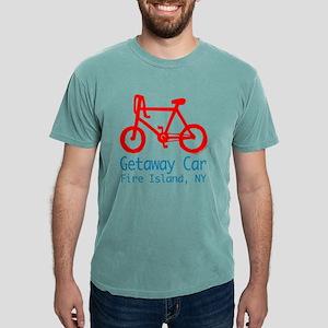 fire island bike Mens Comfort Colors Shirt