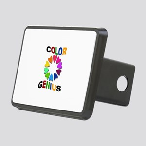 ColorG Rectangular Hitch Cover