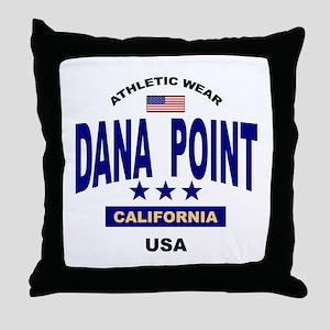 Dana Point Throw Pillow