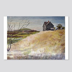 Lonely House Postcards (Package of 8)