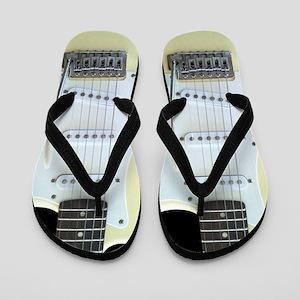 Electric Guitar Flip Flops