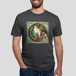 Laurel Mens Tri-blend T-Shirt