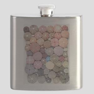 Sea Urchins Flask