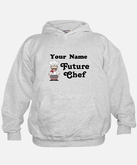 Personalized Future Chef Hoodie