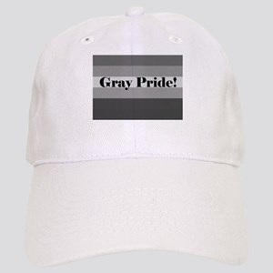 """Gray Pride"" Cap"