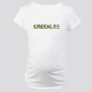 Greenlee, Vintage Camo, Maternity T-Shirt