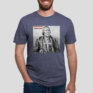 littlerobecheyennedarkshirt Mens Tri-blend T-Shirt