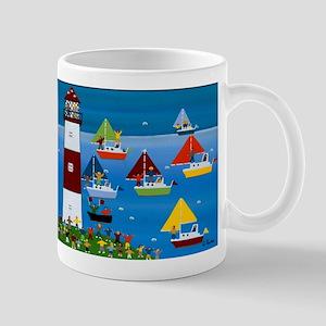 Boat race Mug